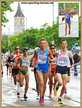 Valeria STRANEO - Italy - 2nd. in women's marathon at 2014 European Championships.