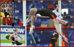 Derek DROUIN - Canada - 2012 & 2013 bronze medals in major high jump competitions.