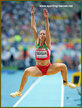 Volha SUDARAVA - Belarus - 4th at 2013 World Championships long jump.