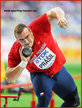 Ladislav PRASIL - Czech Republic - Fifth at 2013 World Athletics Championships.