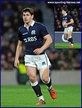 Sam HIDALGO - CLYNE - Scotland - International Rugby Union Caps for Scotland.
