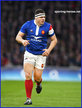 Guilhem GUIRADO - France - International rugby union games.