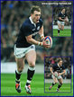 Stuart HOGG - Scotland - International rugby union caps for Scotland.