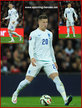 Ross BARKLEY - England - 2016 European Football Championships qualifying matches.