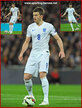 Michael CARRICK - England - 2016 European Football Championships qualifying matches.