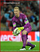 Joe HART - England - 2016 European Football Championships qualifying matches.