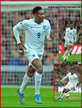 Danny WELBECK - England - 2016 European Football Championships qualifying matches.
