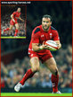 Jamie ROBERTS - Cardiff City FC - International rugby union caps for Wales 2013 -