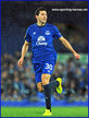 Antolin ALCARAZ - Everton FC - Premiership Appearances