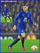 Luke GARBUTT - Everton FC - Premiership Appearances