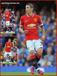 Angel DI MARIA - Manchester United FC - Premiership Appearances
