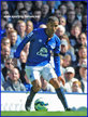 Aaron LENNON - Everton FC - Premiership Appearances