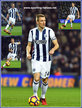 Darren FLETCHER - West Bromwich Albion FC - League Appearances