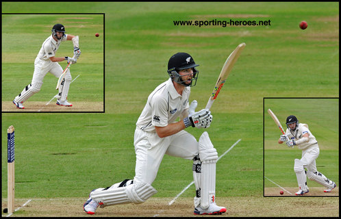 Kane WILLIAMSON - New Zealand - Test Record 2014 onwards.