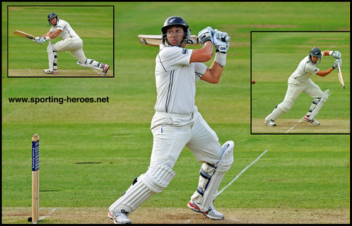 Ross Taylor - New Zealand - Test Record 2014 onwards.