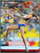 Emma GREEN - Sweden - Fifth place at 2013 World Athletics Championships.