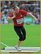 Anita MARTON - Hungary - Third place in shot put at 2014 European Championships