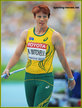 Kimberley MICKLE - Australia - Silver medal at 2013 World Championships in Russia.
