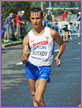 Ivan NOSKOV - Russia - Seventh at 2013 World Athletics Champinship. 50k race walk.