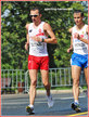 Grzegorz SUDOL - Poland - 6th. in 50k race walk final at 2013 World Championships.
