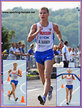 Aleksandr IVANOV - Russia - Winner 20k race walk at 2013 World Championships.