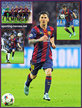 Lionel MESSI - Barcelona - 2015 Champions Legue Final action.