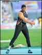 Vikas GOWDA - India - 7th. in men's discus at 2013 World Championships.