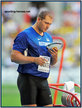 Gerd KANTER - Estonia - Third at 2013 World Championshipsin men's discus.