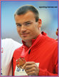 Lukas MELICH - Czech Republic - Third in men's hammer throw at 2013 World Champs.