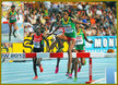 Hiwot AYALEW - Ethiopia - 4th place in women's steeplechase at 2013 World Championships