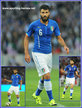Antonio CANDREVA - Italy footballer - EURO 2016 Qualifying games.