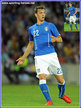 Manolo GABBIADINI - Italy footballer - EURO 2016 Qualifying games.
