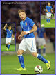 Ciro IMMOBILE - Italy footballer - EURO 2016 Qualifying games.