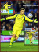 Artur BORUC - Bournemouth - League appearances.