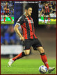 Tommy ELPHICK - Bournemouth - League appearances.