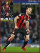 Marc PUGH - Bournemouth - League appearances.