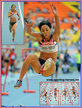 Katarina JOHNSON-THOMPSON - Great Britain & N.I. - Fifth at 2013 World Championships in heptathlon.