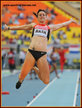 Claudia RATH - Germany - Fourth place in heptathlon at 2013 World Championships.