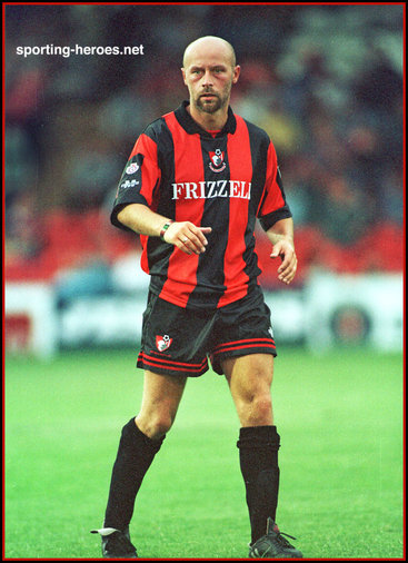 Kevin Russell - Bournemouth - League Appearances