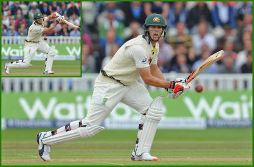 Mitchell MARSH - Australia - International Test cricket career.