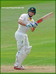 Shaun MARSH - Australia - International Test cricket career.