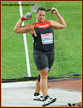 Christina SCHWANITZ - Germany - 2015 World shot put Champion in Beijing.