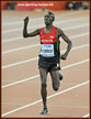 Ezekiel KEMBOI - Kenya - 2015:  his 4th. Steeplechase World Championship win!