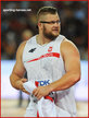 Pawel FAJDEK - Poland - World hammer throwing champion again - in 2015