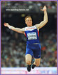 Greg RUTHERFORD - Great Britain - Champion of the World.