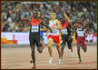 David RUDISHA - Kenya - 2015 World 800m champion in Beijing.