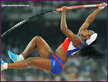 Yarisley SILVA - Cuba - 2015 women's world pole vault Champion.