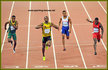 Usain BOLT - Jamaica - Another gold medal at 2015 World Championships