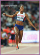 Shara PROCTOR - Great Britain - Silver medal & UK record at 2015 World Championships.