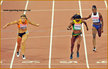 Dafne SCHIPPERS - Netherlands - 2015 World Championships 200m winner in record time.